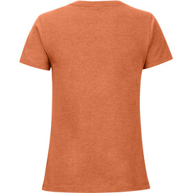 Marmot Coastal T-shirt Dames, amber heather